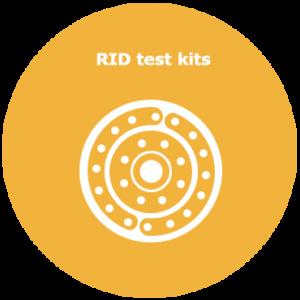 Radial Immunodiffusion Test Kits